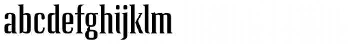 Euphonia Latin Font LOWERCASE