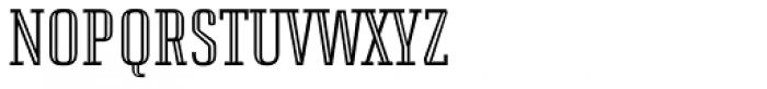 Euphonia Roman Engraved Font UPPERCASE