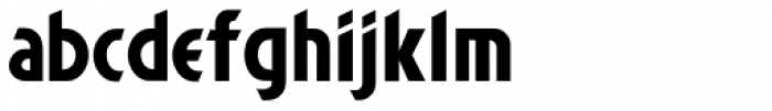 Euphoria Solid Font LOWERCASE