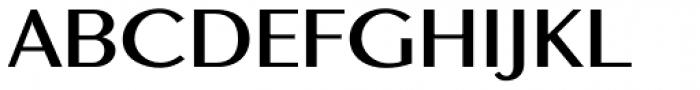 Euro Sans Exp Bold Font UPPERCASE