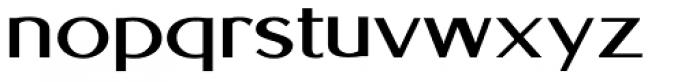 Euro Sans Exp Bold Font LOWERCASE