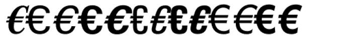 EuroFont 81 Font LOWERCASE