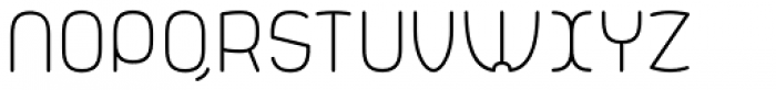 Euron Font UPPERCASE