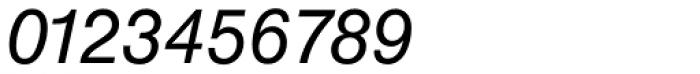 Europa Grotesk SB Italic Font OTHER CHARS