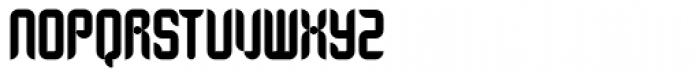 Europa Twin AOE Font LOWERCASE
