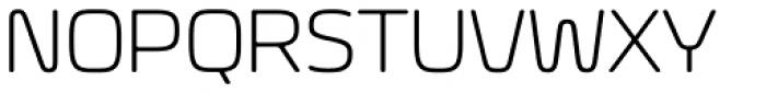 Eurosoft Light Font UPPERCASE