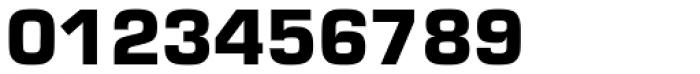 Eurostile Black Font OTHER CHARS