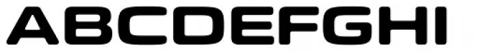 Eurostile Candy Pro Bold Font UPPERCASE