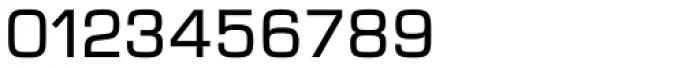 Eurostile DC D Regular Font OTHER CHARS