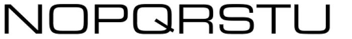 Eurostile LT Pro Extended #2 Font UPPERCASE