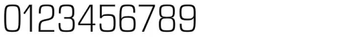 Eurostile Next Narrow Light Font OTHER CHARS