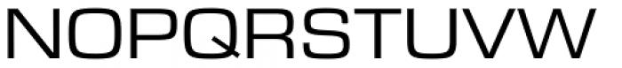 Eurostile Next Pro Wide Regular Font UPPERCASE