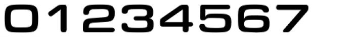 Eurostile Round Extended Medium Font OTHER CHARS