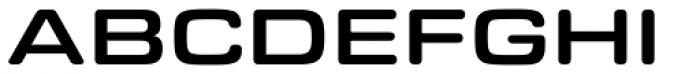 Eurostile Round Extended Medium Font UPPERCASE