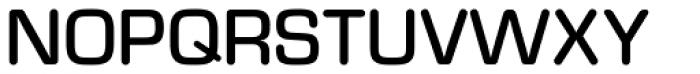 Eurostile Round Medium Font UPPERCASE