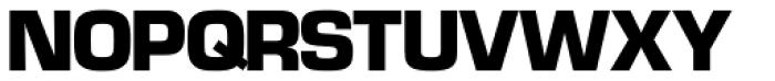 Eurostile SH Bold Font UPPERCASE