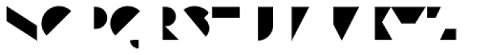 Eutopia Yang Duotone Font UPPERCASE