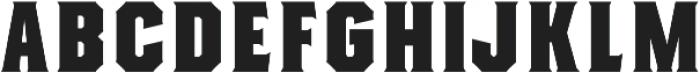 Evanston Alehouse Heavy 1826 otf (800) Font LOWERCASE