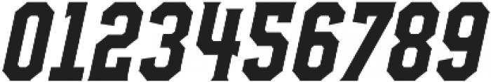 Evanston Alehouse Medium 1826 Oblique otf (500) Font OTHER CHARS