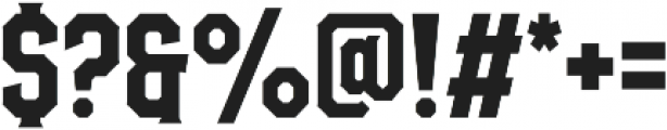 Evanston Alehouse Medium 1826 otf (500) Font OTHER CHARS