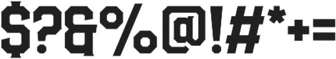 Evanston Alehouse Medium 1858 otf (500) Font OTHER CHARS