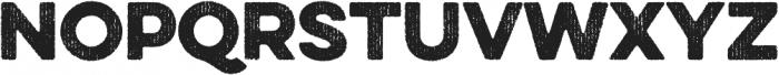 Eveleth Bold otf (700) Font LOWERCASE