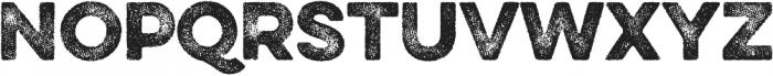 Eveleth Dot Light otf (300) Font LOWERCASE