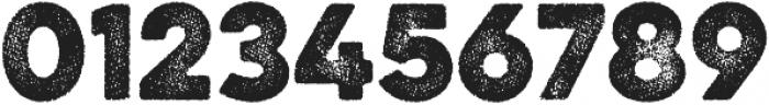 Eveleth Dot Regular otf (400) Font OTHER CHARS