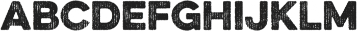Eveleth Regular otf (400) Font LOWERCASE