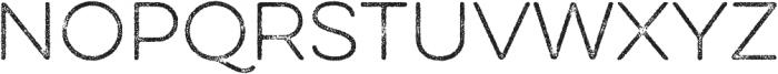 Eveleth Thin otf (100) Font LOWERCASE
