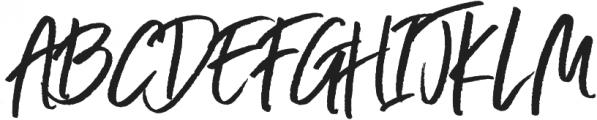Everything RISES otf (100) Font UPPERCASE