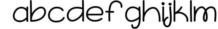 Everleigh Font LOWERCASE