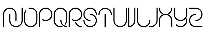 EVERYTHING Bold Font UPPERCASE