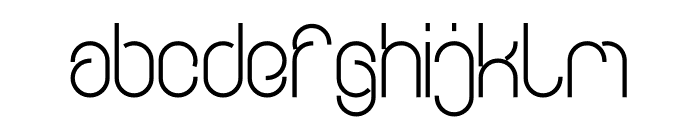 EVERYTHING Bold Font LOWERCASE