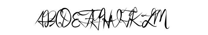 EventShark Font UPPERCASE