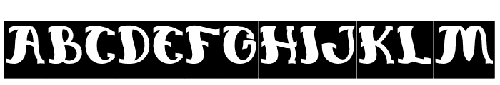 Df Gargoyle Cameo Font What Font Is