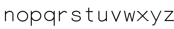 EversonMono Font LOWERCASE