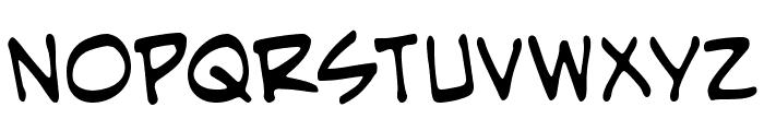 EvilGenius BB Font LOWERCASE