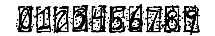 Evils Signature Font OTHER CHARS