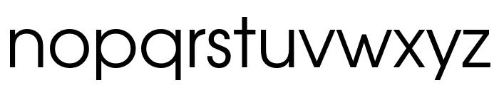Evolventa Font LOWERCASE