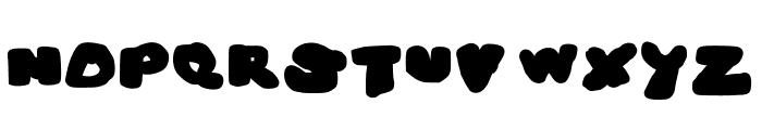 even_bolder Black Font UPPERCASE
