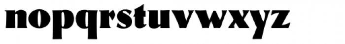 Eva Antiqua Blk SG Font LOWERCASE