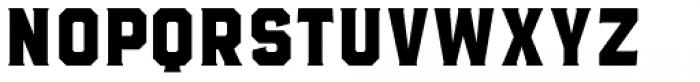 Evanston Alehouse 1858 Black Round Font UPPERCASE