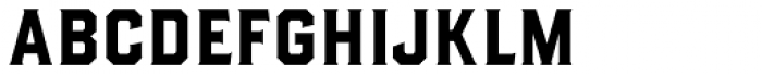 Evanston Alehouse 1858 Medium Font LOWERCASE