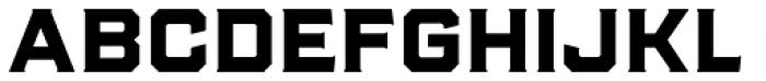 Evanston Alehouse 1919 Black Round Font UPPERCASE