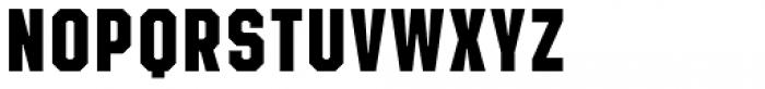 Evanston Tavern 1826 Bold Font UPPERCASE