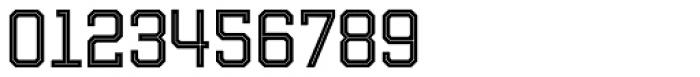Evanston Tavern 1858 Regular Inline Font OTHER CHARS