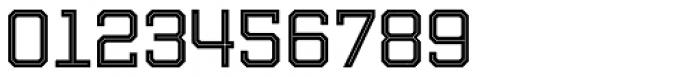 Evanston Tavern 1893 Regular Inline Font OTHER CHARS