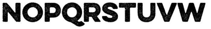 Eveleth Dot Bold Font LOWERCASE