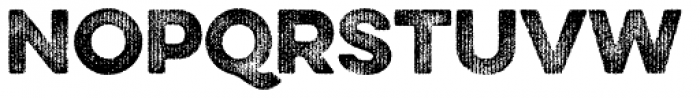 Eveleth Light Font LOWERCASE